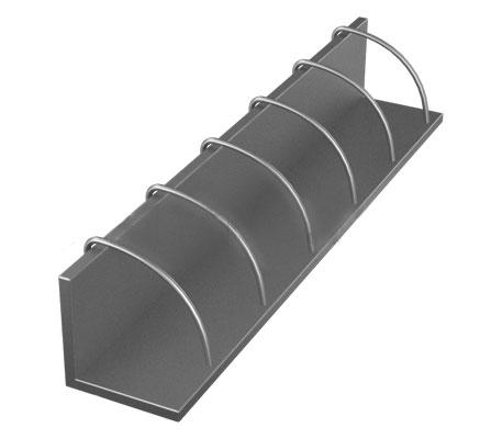 Серия 3407100 3080тмт9  Типовые проекты опор ЛЭП